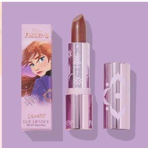 Colourpop x Frozen going north crème lux lipstick